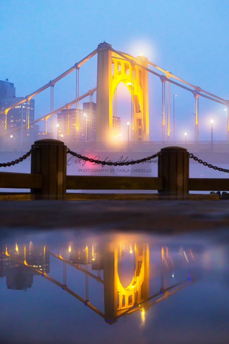 Foggy-Clemente-Bridge-Reflection-by-Carla-Cardello-portfolio