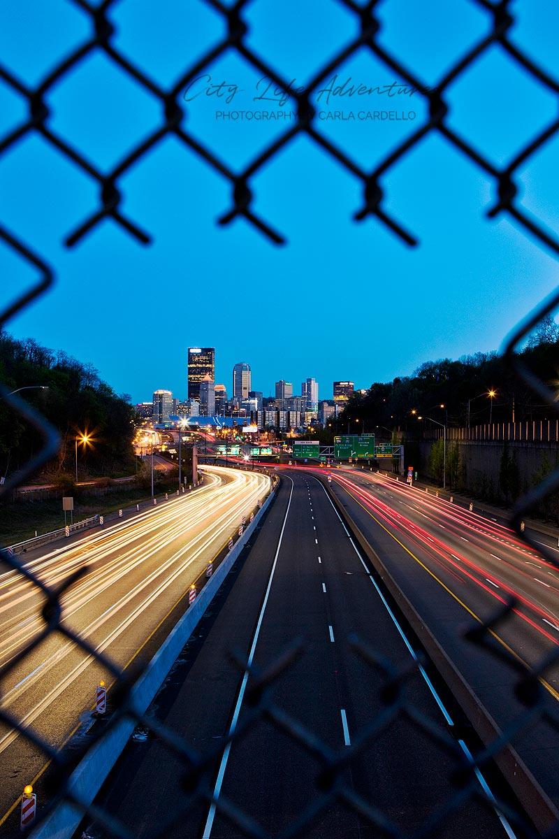 Pittsburgh-I279-Light-Trails-by-Carla-Cardello-portfolio